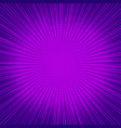 abstract purple explosive concept vector image