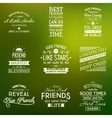 Friendship Typography quotes vector image vector image