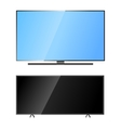 TV screen vector image vector image