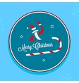 Symbol christmas vector image vector image