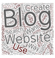 Don t Be A Bump On A Blog How To Effectively Use A vector image vector image