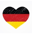 emblem of germany vector image vector image