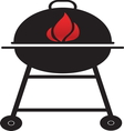 grill 03 resize vector image vector image