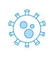 novel coronavirus concept chinese coronavirus vector image vector image