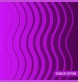 background of different sized curved lines vector image