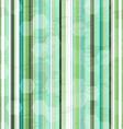 vintage green line semless vector image