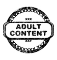 adult content vector image vector image