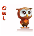 animal Owl vector image vector image