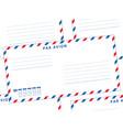 Envelope seamless pattern