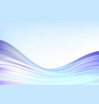 wave liquid shape background art design for your vector image vector image
