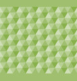 greenery geometric seamless pattern background vector image