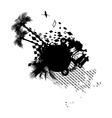 Desert Bedouin Oasis Concept vector image vector image