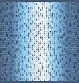 glossy frosty triangle pattern seamless vector image vector image
