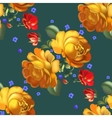 Seamless pattern in russian traditional style vector image