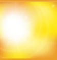 sunshine 1 vector image vector image