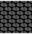 Spiral geometric seamless pattern 2508 vector image