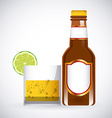 delicious drink vector image