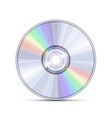 Digital optical disc vector image vector image
