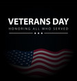 poster mourning in memory soldiers who vector image