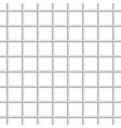 steel grid background vector image vector image