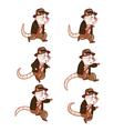 Adventurer rat jumping sprite