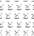 winter seamless pattern gift paper and decoration vector image