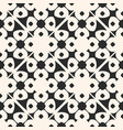 geometric floral ornamental seamless pattern vector image vector image