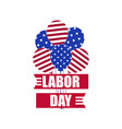 labour day 1st of may international workers day vector image vector image