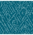 Seamless pattern - Math EPS 10 vector image