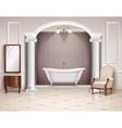 Bathroom Interior Realistic Design
