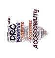 the drc blew it text background word cloud concept vector image vector image