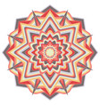 mandala-03 vector image