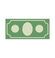 money sign dollar symbol cash emblem financial vector image