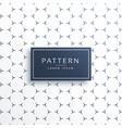 minimal pattern design background vector image vector image