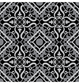 keltic pattern black vector image