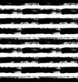 painted striped pattern grunge brush strokes vector image