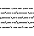 clothes peg seamless pattern clothespin icon vector image
