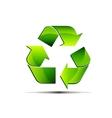 renewable green vector image vector image