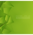 Abstract geometric shape from gray vector image