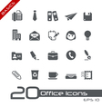 Office business basics series vector | Price: 1 Credit (USD $1)