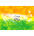 flag india vector image vector image