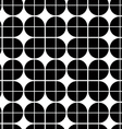 Vintage single color seamless tiles seamless vector image vector image