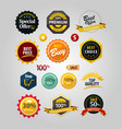 Premium discount sticker logo sign symbol icon
