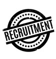 Recruitment rubber stamp
