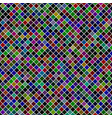 abstract square pattern background from vector image vector image