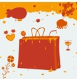 Package of fun and adventure vector image vector image