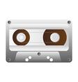 Casette Tape vector image vector image