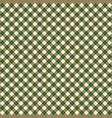 green gray argyle harlequin seamless pattern vector image