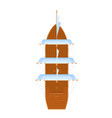 multi-vaulted ancient wooden ship sea transport