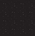 seamless pattern galaxy vector image vector image